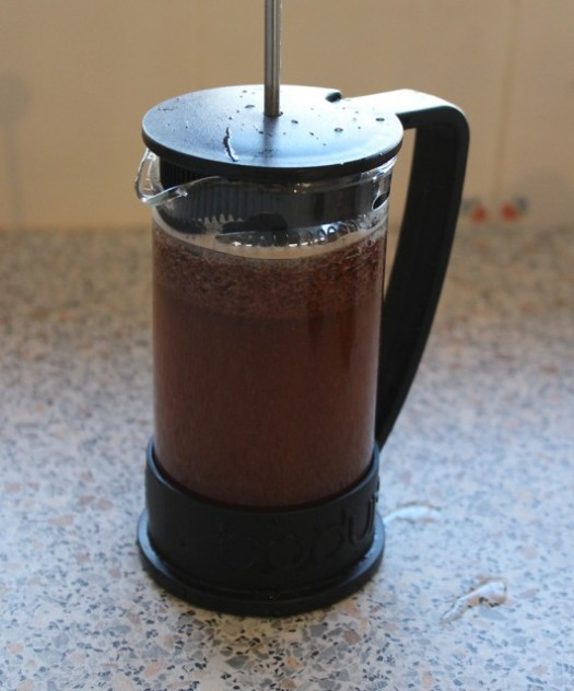 brewed cacao